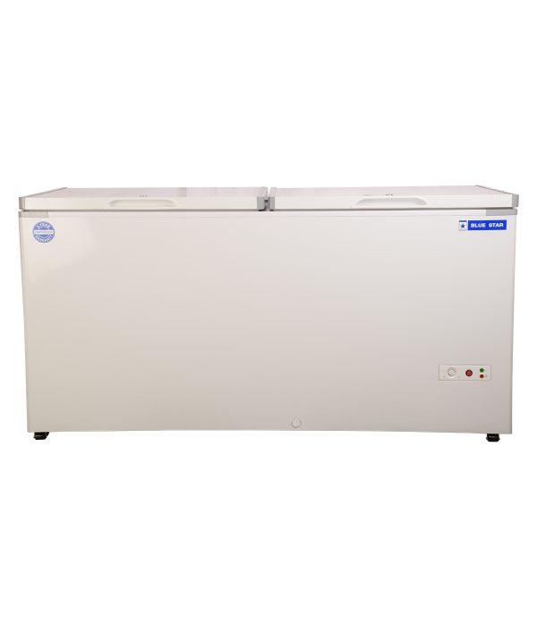 400 Liter - Blue Star Double Door Deep Freezer