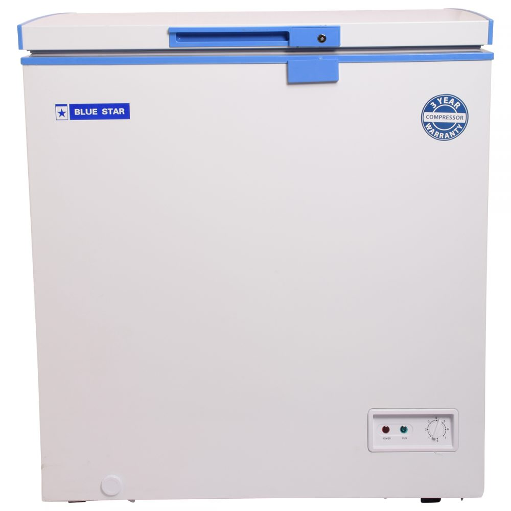 CHF 100 - 100 Liter Blue Star Deep Freezer