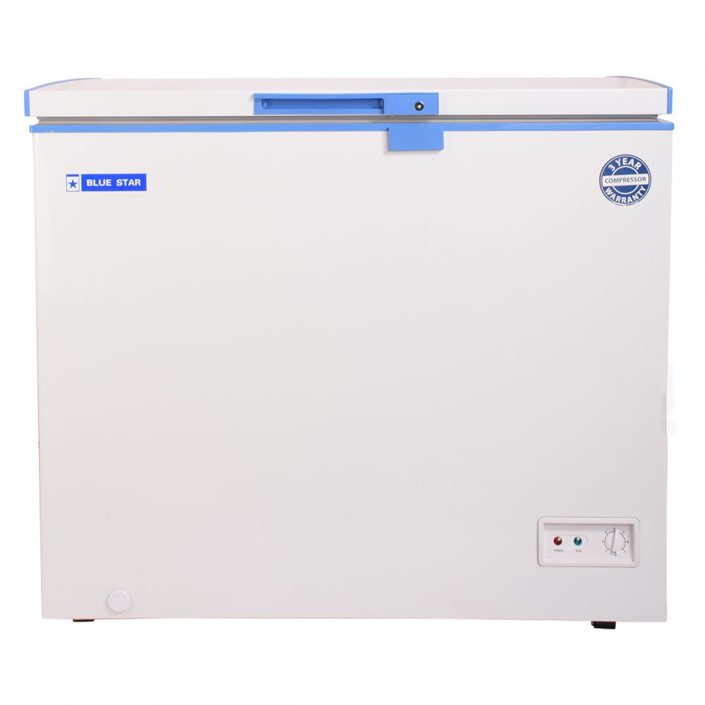 CHF150 - 150 Liter Blue Star Deep Freezer