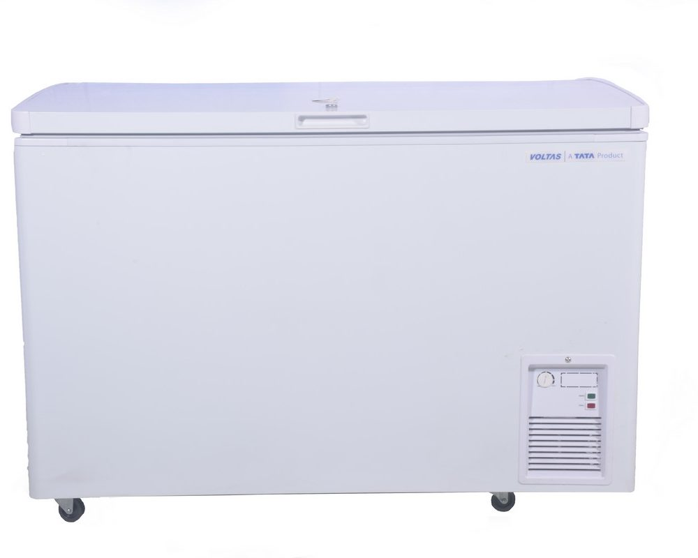 Voltas 300 Liter Single Door Deep Freezer White or Grey