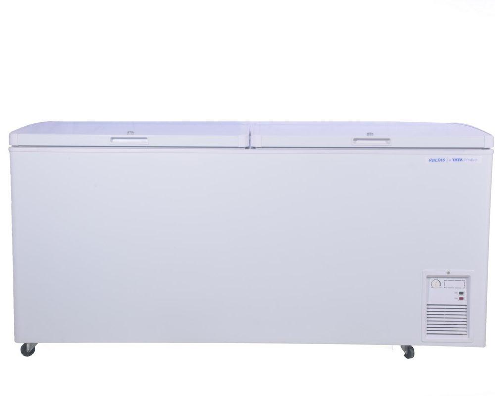 CFDD500D - Voltas 500 Liter Deep Freezer White