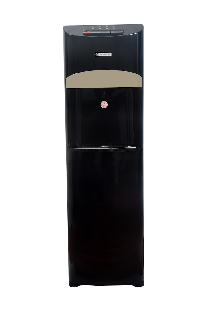Blue Star BDHPCF1 Bottom Loading Water Dispenser Black