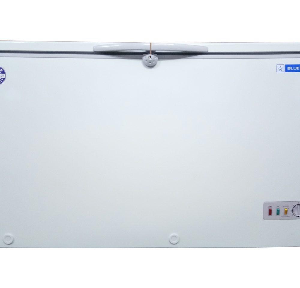 CHFK500 - 500 Liter Blue Star Half Cooler Half Freezer Cooler Cum Freezer Combo Freezer