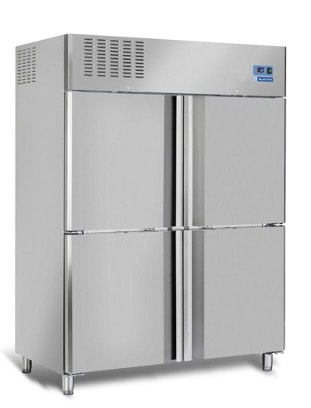 4 Door Upright Freezer Vertical Freezer